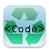 code recycling